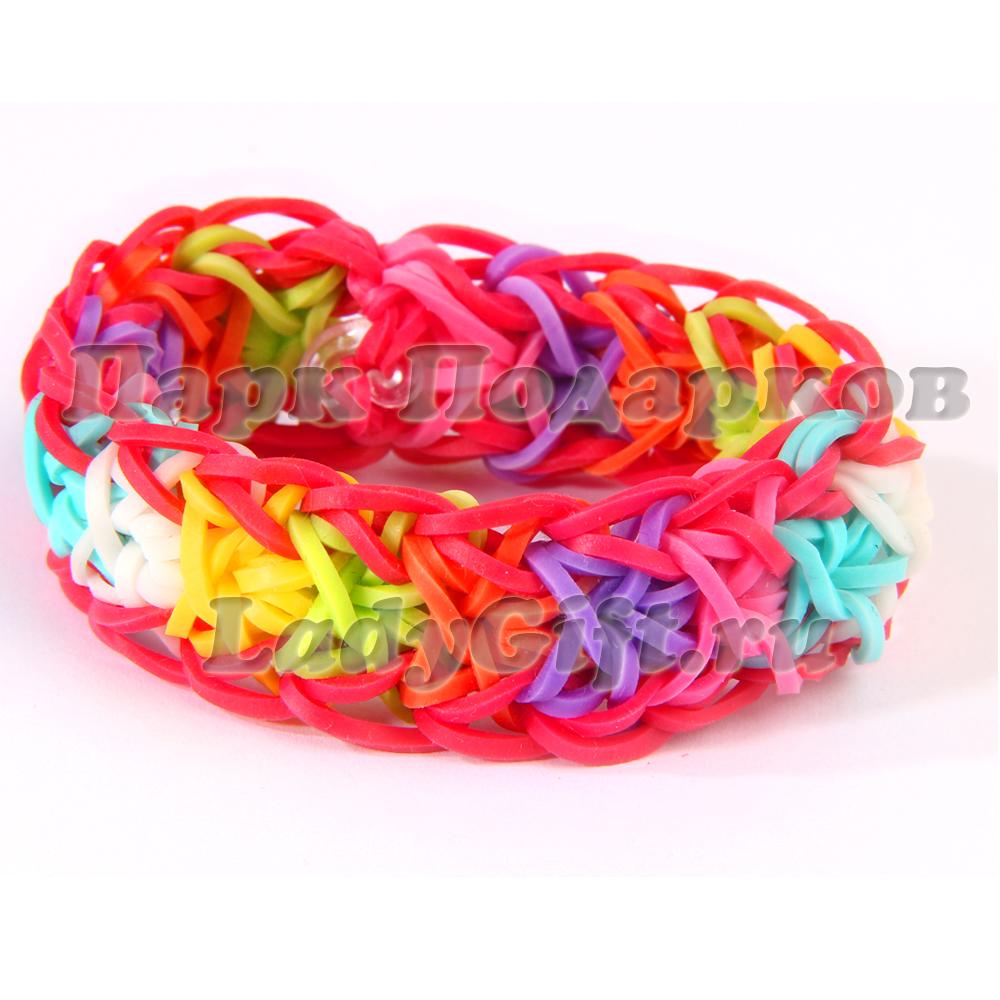 игра плетение браслетов из резинок играть