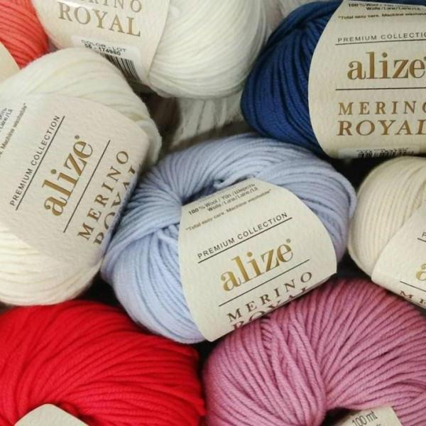 Alize Merino Royal (Ализе Мерино Роял)
