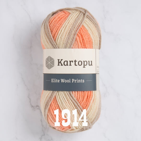 Kartopu Elite Wool Prints (Картопу Элит Вулл Принтс)